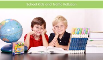 School Kids and Traffic Pollution