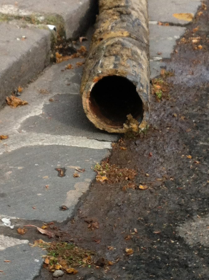 cement lined asbestos pipes