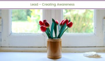 Lead – Creating Awareness