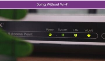 Wi-Fi Free Tips to Avoid Wireless Technology