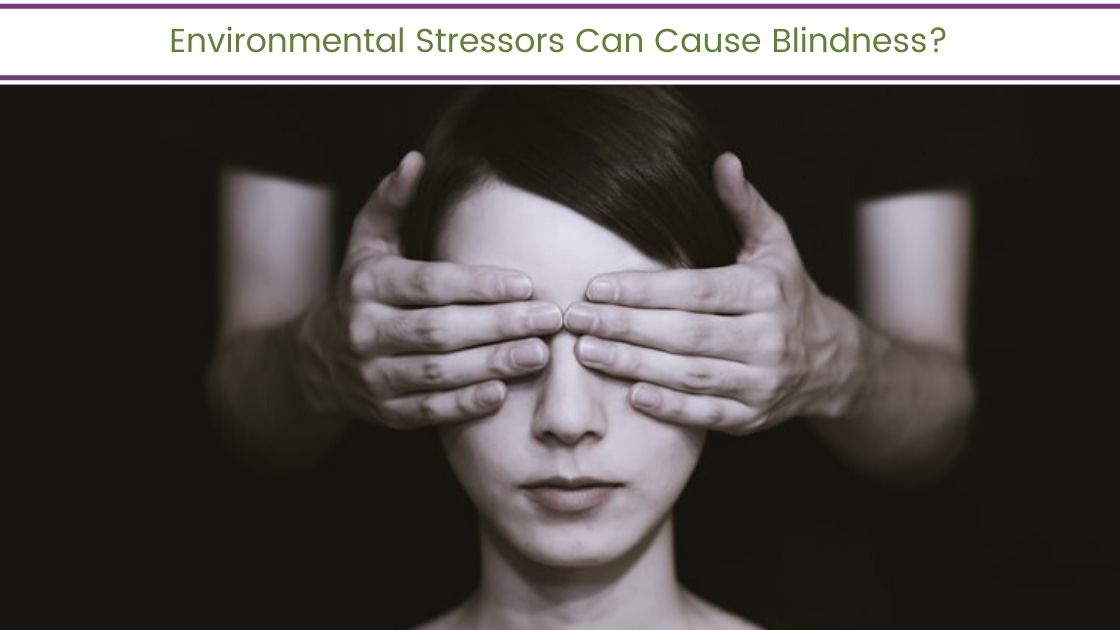 Environmental Stressors Can Cause Blindness??