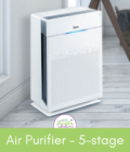 air purifier 5-stage