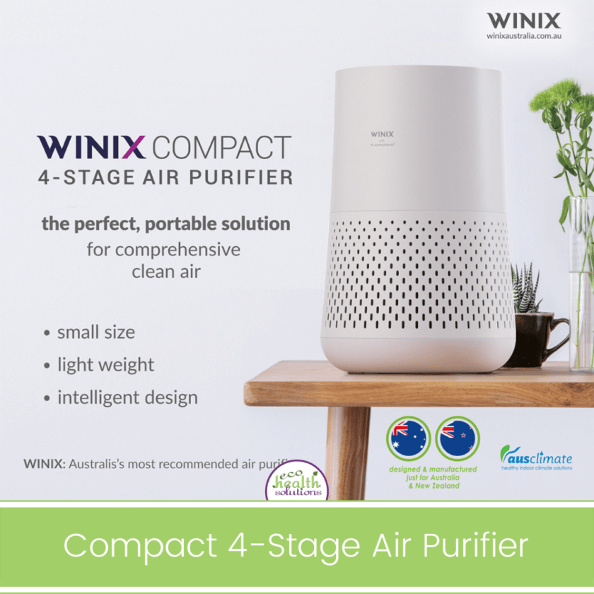 Compact Air Purifier (4-Stage)